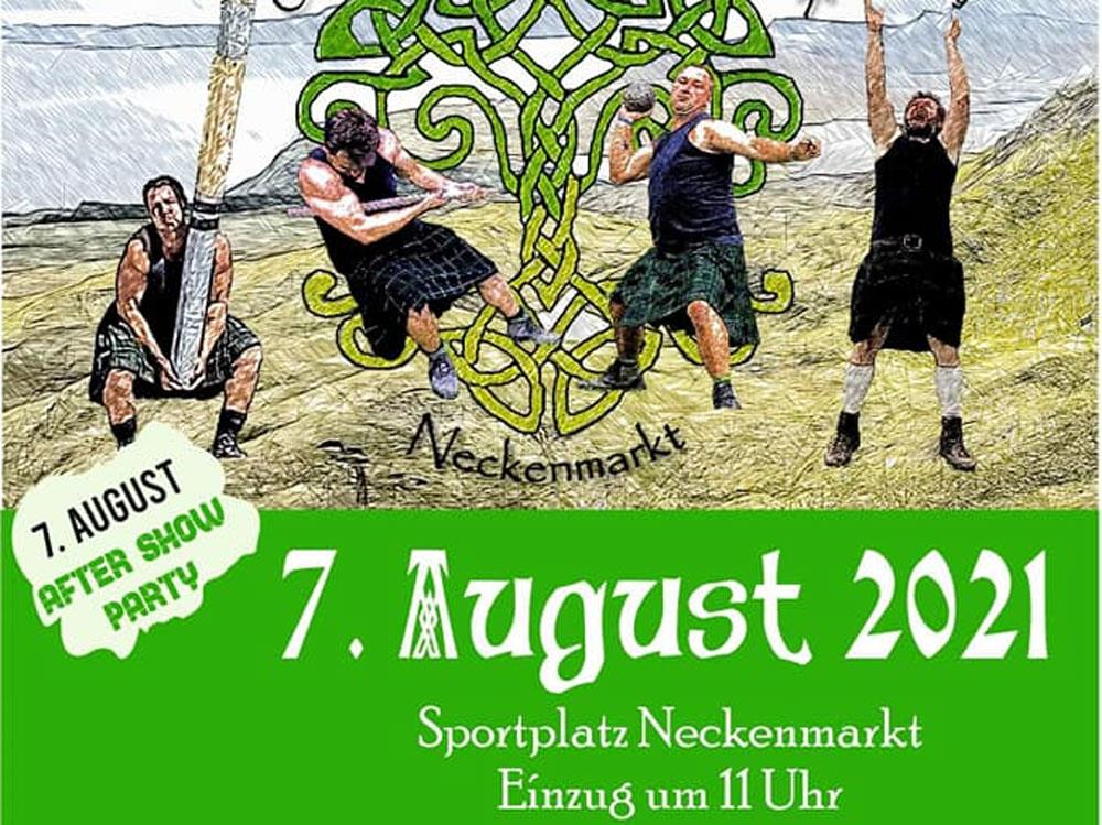 Just for fun Highland Games