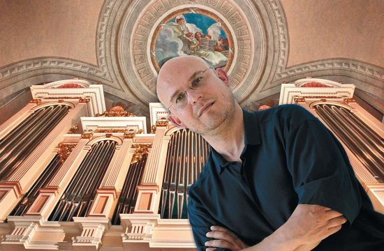 Wolfgang Horvath & Orgel