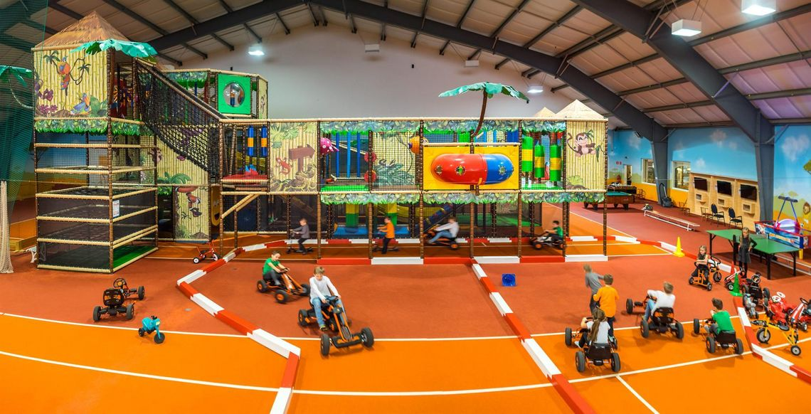 Sporty Shorty Indoor Funpark