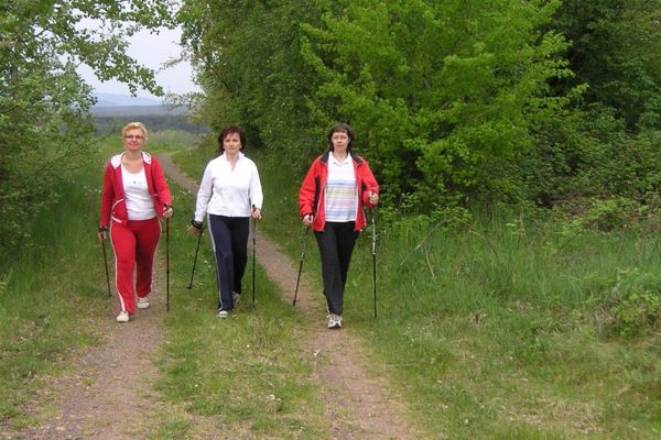 Lauf & Nordic Walking Park